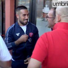 Perugia, ecco Negro, Murano e… Falzerano