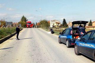 Città di Castello, muore in scooter