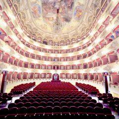 Perugia, presentato il nuovo Morlacchi