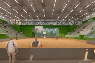 VIDEO – Come sarà il palasport di Terni
