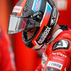 MotoGp, Ducati-Petrux Aria di game over