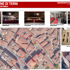 Terni, studio teatro Verdi – Il documento