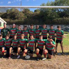 Terni Rugby under 16, un 88-0 all'esordio
