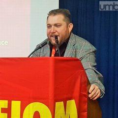 Fiom Terni, il nuovo segretario è Rampiconi