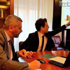 Umbria, l'economia 2019 rallenta ancora