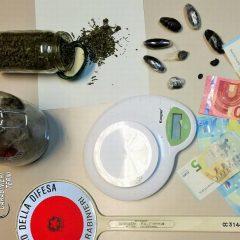 Narni Scalo, 49enne arrestato per droga