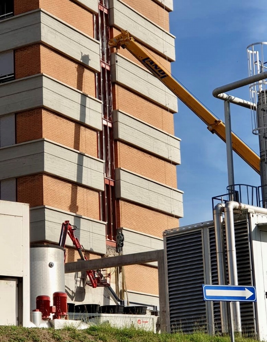 Ospedale Terni, il punto sui cantieri   umbriaON