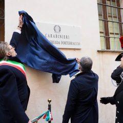 Perugia, ecco la nuova caserma Fortebraccio