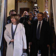 Tesei prende il timone, il 23 Salvini in Umbria