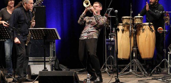 Il jazz di Girotto e Bosso visto da Mirimao