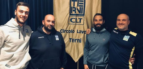 Nasce 'Joint-venture' Terni Rugby-Clt