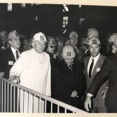Papa Giovanni Paolo II a Terni: le immagini