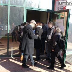 Terni, Tari 2014: caos, file e proteste