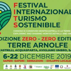Nasce il festival del turismo sostenibile