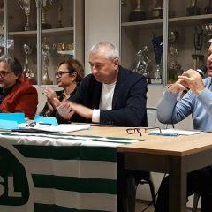 Cisl Terni-Orvieto: Marcelli coordinatore