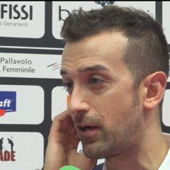 Il campione del mondo Santarelli ko a Perugia