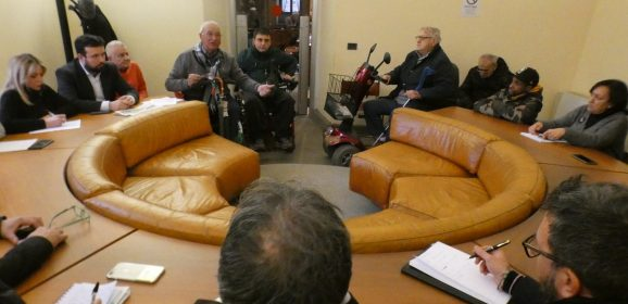Terni, stalli disabili: «Pagarli? Fermatevi»