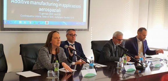 Industria aerospaziale a confronto a Terni