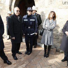 Terni, polizia Locale celebra patrono – Foto