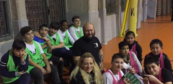 Terni Rugby a scuola: 400 ragazzi coinvolti