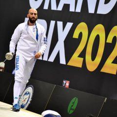 Scherma, a Doha podio mondiale Santarelli