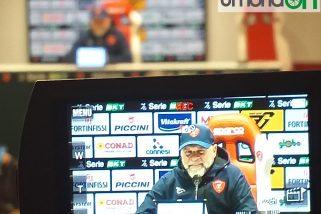 Frosinone-Perugia 1-0 Cosmi durissimo