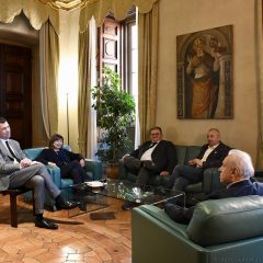 Regione Umbria, disgelo sindacati-Tesei
