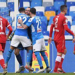 Perugia a Napoli punito dal Var