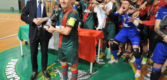 Ternana Futsal, nuovo trionfo in coppa