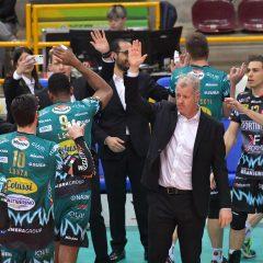 Volley, Perugia vince, la Lube scricchiola