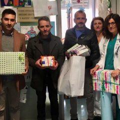Ospedale Terni, nuovi doni per la pediatria