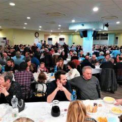 Terni, cena solidale per oncologia fa il 'pieno'