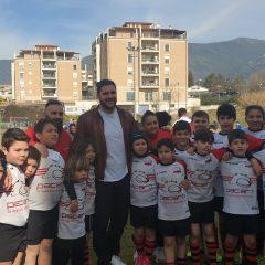 Festa Santovalentino per il rugby a Terni