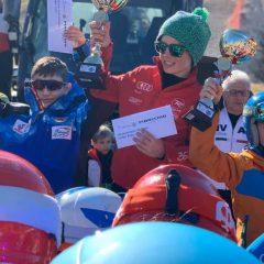 Il ternano Buono super nello sci in Abruzzo
