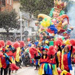 San Venanzo, scatta 12° edizione Carnevale
