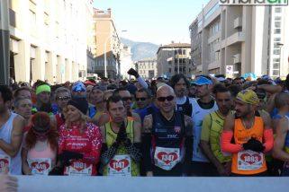 Terni, X° Maratona San Valentino: la partenza