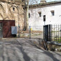 Terni, il brutto accesso all'anfiteatro romano