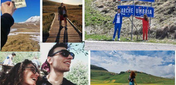 Ilaria, Nicolas e quella foto virale al confine: «Chi se l'aspettava»