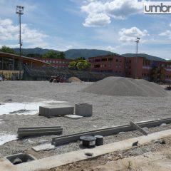 Casa settore giovanile Ternana in «due mesi»