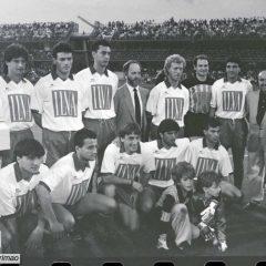 28 maggio 1990, Top Umbria-Brasile 1-0
