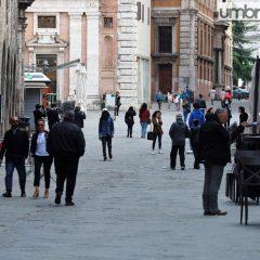 Covid Umbria, stima recessione economia: «Tra -7,4% e -11,1%»
