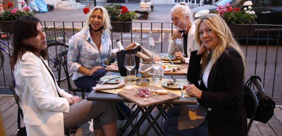 Terni torna a cena fuori: foto Mirimao