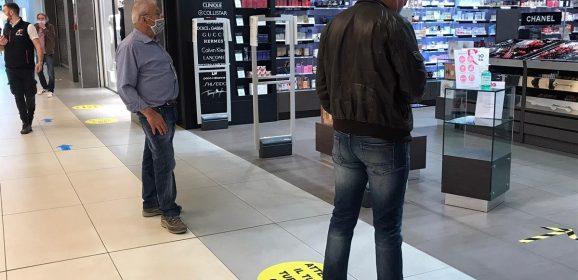 Speranze tradite per chi ha un negozio in un centro commerciale