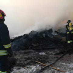 Deposito Biondi, nuovo incendio – Gallery