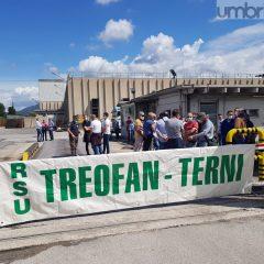 Treofan, è sciopero per tutto il polo chimico