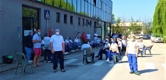 Sogesi: ipotesi trasferimento lavorazioni dal Lazio