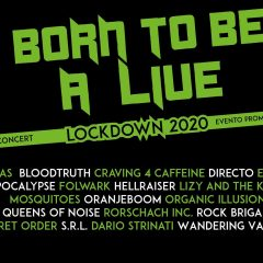 'Born to be a live': home concert online