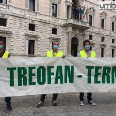 Treofan, gli impegni di Regione e Governo