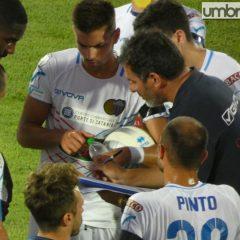 Ternana, Lucarelli: firma in arrivo. Serie C, via la coppa Italia