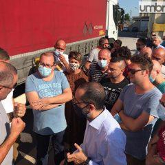 Treofan: «Stop allo sciopero o clienti in fuga»